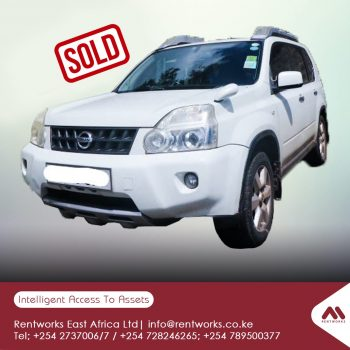 XTRAIL SOLD